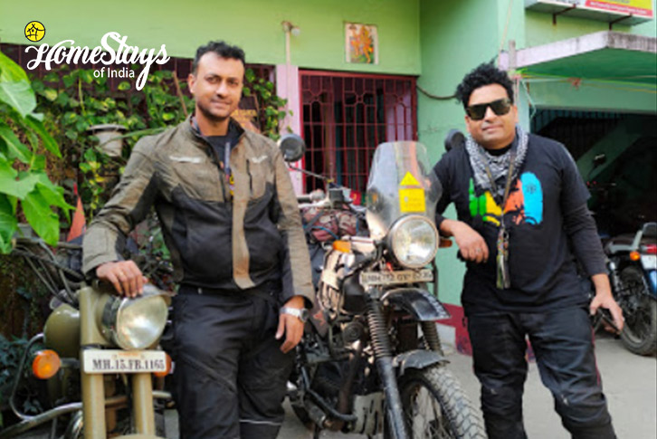 Riders_Uzanbazar Homestay-Guwahati