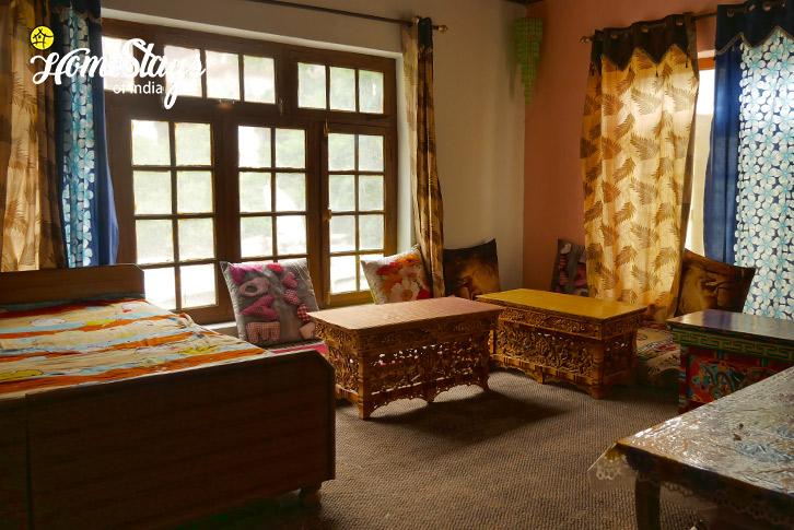Room-2_Skurbuchan Homestay-Ladakh