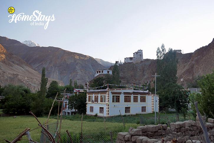 View_Skurbuchan Homestay-Ladakh