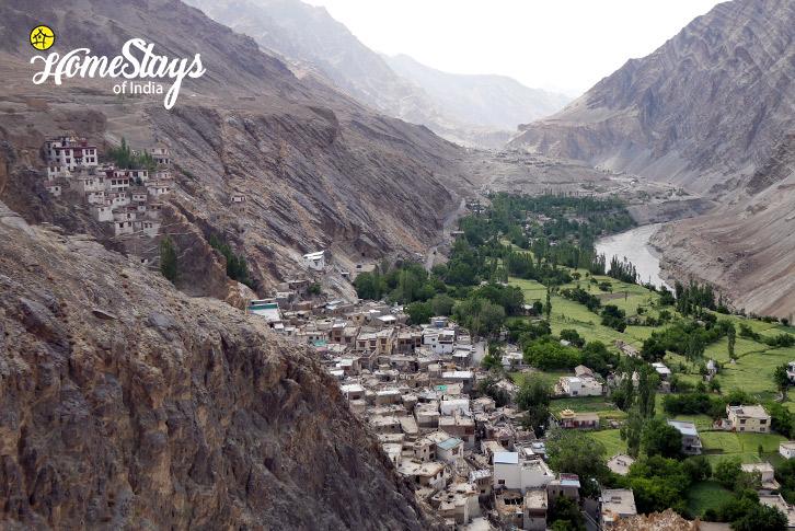 Village_Skurbuchan Homestay-Ladakh