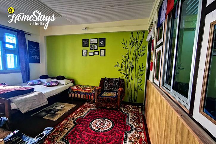 BedRoom4_TungSung Homestay-Darjeeling