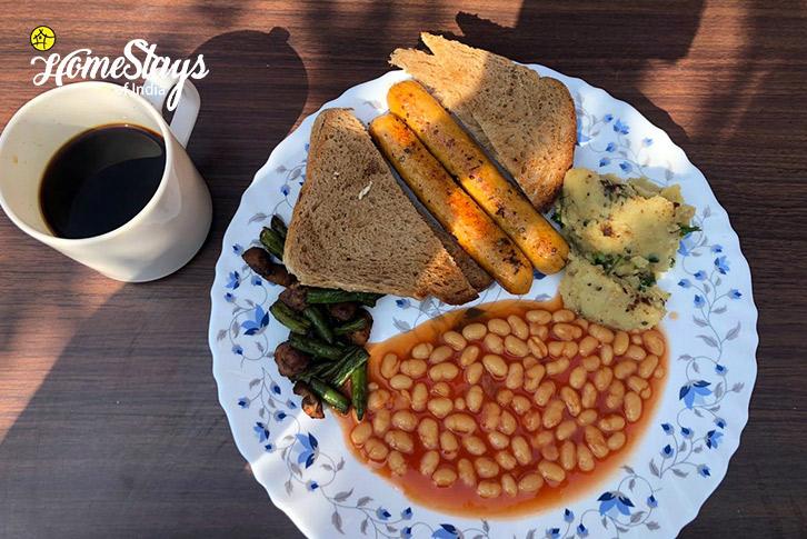 Breakfast-16D Homestay-Chandigarh