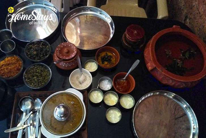 Breakfast-2-Ganesha Homestay-Gokarna