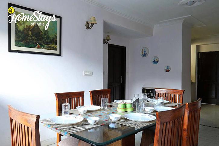Dinning2_Kanlog Boutique Homestay-Shimla