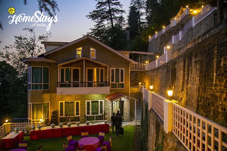 Facade_Kanlog Boutique Homestay-Shimla