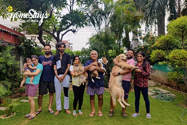 Happy Guest-16D Homestay-Chandigarh