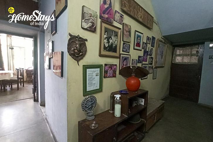 Interior-16D Homestay-Chandigarh