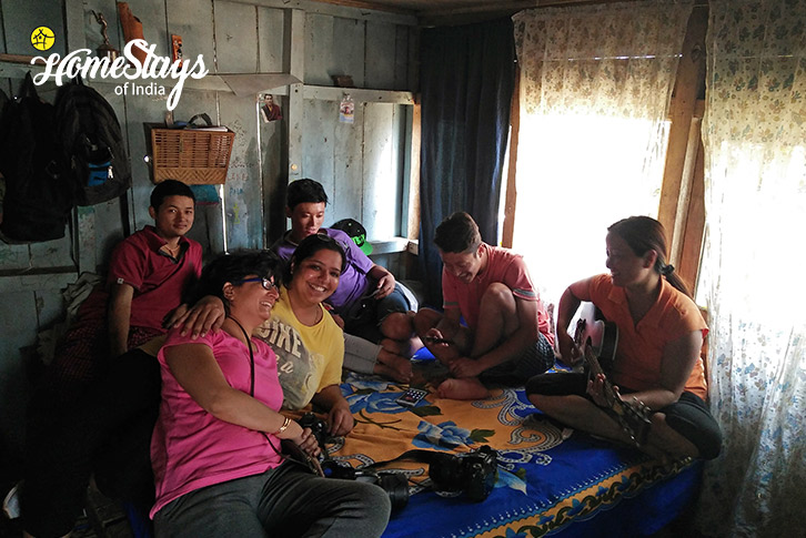 Fun Time_Khecheopalri-Homestay-Sikkim