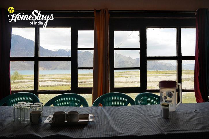 Lake View-Merak Homestay-Pangong
