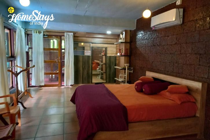 Room-02-Ganesha Homestay-Gokarna