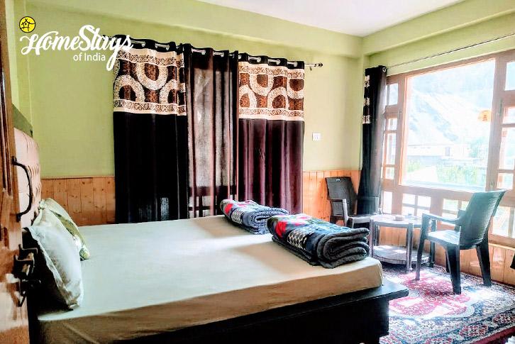 Room-4-Chorten Homestay-Tabo