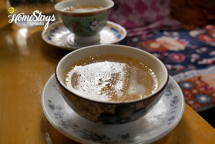 Soup-Hemis Homestay-Leh