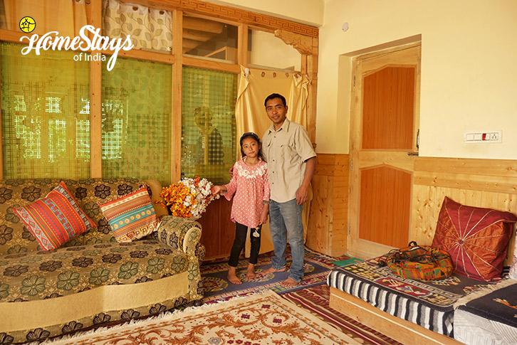 The Host-Upper-Changspa-Homestay-Leh