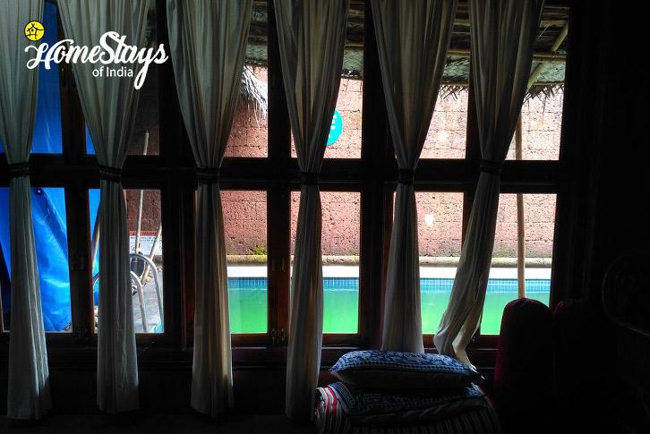 Window-Ganesha Homestay-Gokarna