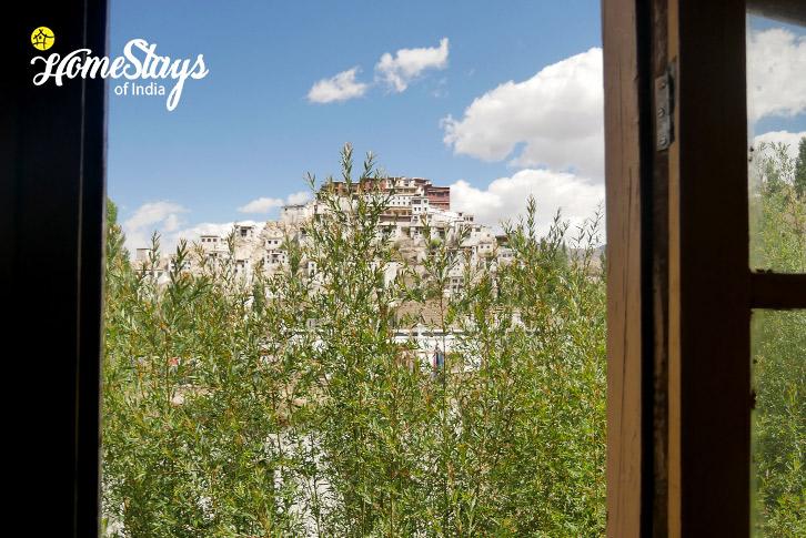 Window-Thiksey Homestay-Ladakh