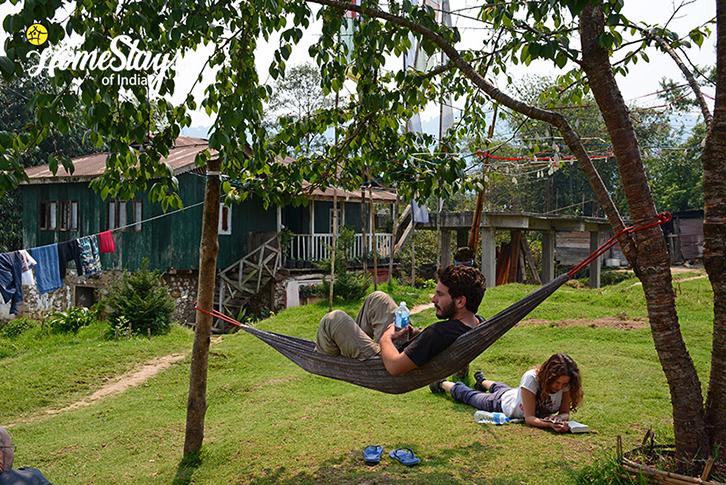 Relax-Time_Khecheopalri Homestay-Sikkim